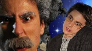Albert Einstein vs Stephen Hawking. Epic Rap Battles of History