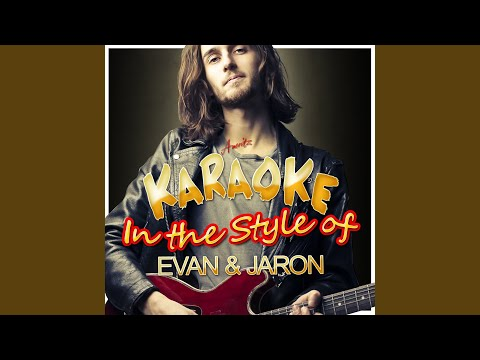 The Distance (In The Style Of Evan & Jaron) (Karaoke Version)