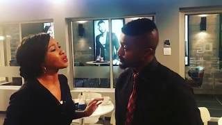 Must watch!!Tholukuthi hey on a new level (Dintle and Mangaliso from Scandal)