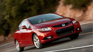2012 Honda Civic Si Coupe Full Test Video - Inside Line