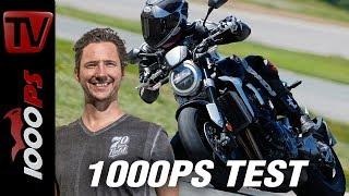 3. Honda CB 1000 R 2018 - 1000PS Test