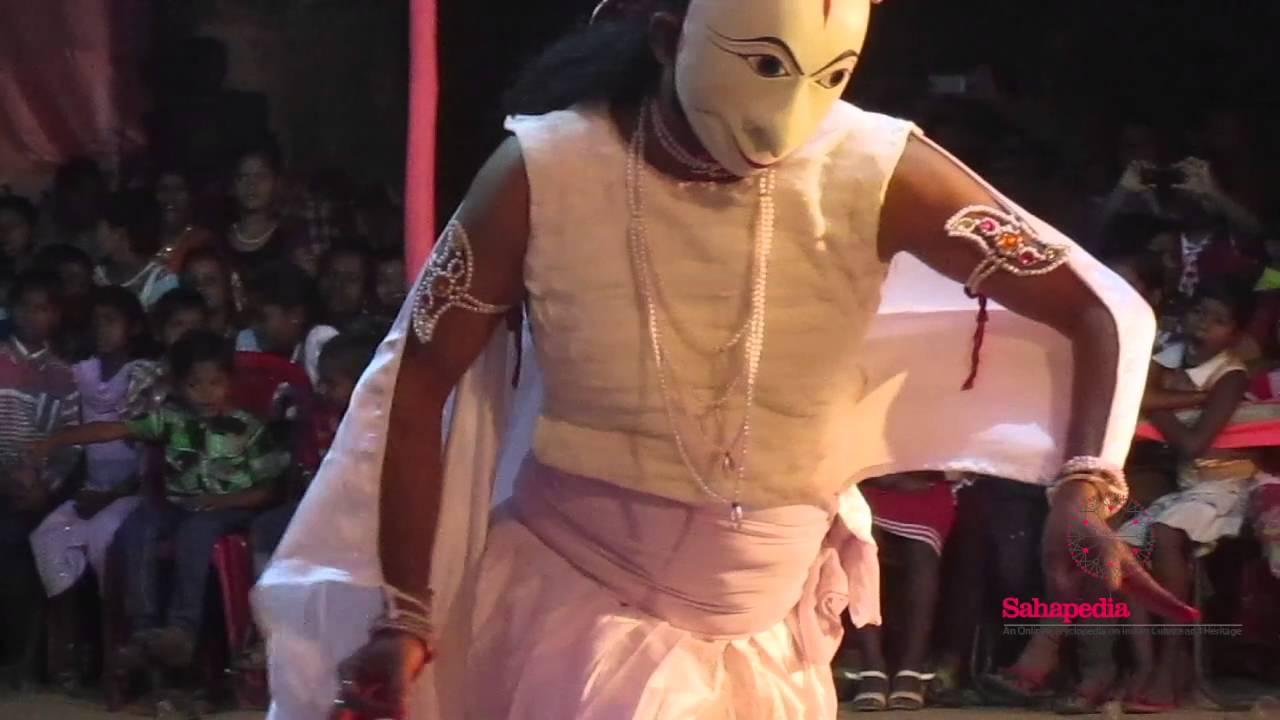 Seraikela Chhau: Hansa