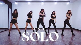 Video JENNIE 제니 'SOLO (솔로)' | 커버댄스 DANCE COVER | 안무 연습영상 거울모드 MIRRORED MP3, 3GP, MP4, WEBM, AVI, FLV April 2019
