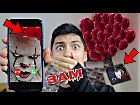 DO NOT ORDER IT MOVIE PIZZA! AT 3AM!! *OMG PENNYWISE SENT A PIZZA TO MY HOUSE*