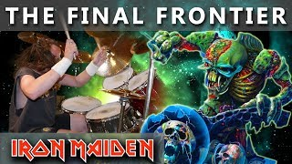 """Click Subscribe! ►http://bit.ly/MikiMaidenI made """"The Final Frontier"""" drum cover because at that time  I thought this was the the last Iron Maiden album. It wasn't :)MIKI MAIDEN Equipment: ►Yamaha Drums: Yamaha Beech CustomTom Tom 12""""Tom Tom 13"""" Flor Tom 16""""Snare Drum - Spirit Of Maiden ( Limited Edition ) 14""""Bass Drum pedal - DW 9000Hi- Hat Stand - DW 5000►Remo Drumheads:Bass - Evans eq4 Snare - Front - Remo Cantrolled Sound CoatedSnare - Back - Remo Ambasador Hazy Snare SideTom-Tom & Flor Tom - Front  -  Remo Ambasador X CoatedTom-Tom & Flor Tom  -  Back - Remo Ambasador Ebony►Paiste Cymbals:Hi-Hat - Paiste Signature Reflector Heavy Full Hi-Hat 14""""Ride - Paiste Signature Reflector Bell Ride 22"""" ( Powerslave )Crash - Paiste Signature Reflector Heavy Full Crash 17""""Crash - Paiste Signature Reflector Heavy Full Crash 18""""Crash - Paiste Signature Reflector Heavy Full Crash 19""""Crash - Paiste Signature Reflector Heavy Full Crash 20""""Crash - Paiste Signature Reflector Full Crash 16""""Crash - Paiste RUDE Crash/Ride 17""""China - Paiste Signature Reflector Heavy China 18""""DynaVox custom drum sticks - Blaz McSatler►Sound Recording:Roland - R 26 (6 Channel Digital Field)Microphone - 2x Rode NT 5 - Cardioid Studio CondenserIpod nano (space gray)►Video Recording:1x GoPro Hero 5 Black2x GoPro Hero 4 BlackIron Maiden Drum Cover, Real Drum, Drum Pad, Drum Set, Nicko McBrain, Best Drum CoverSpecial thanks to Wind Orchestra Zelezarjev Ravne for help and support►http://bit.ly/zelezarjiPeace out ☮"""