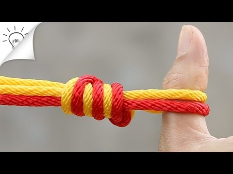 Learn to Tie These 9 Handy Knots and How to Use Them