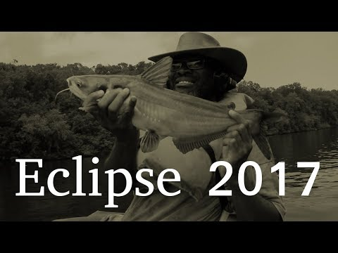 How to fish a solar eclipse