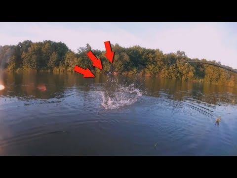 рыбалка на реках видео бесплатно