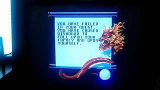 Ninja Golf: Kamikaze (Atari 7800) by iamthefallen1