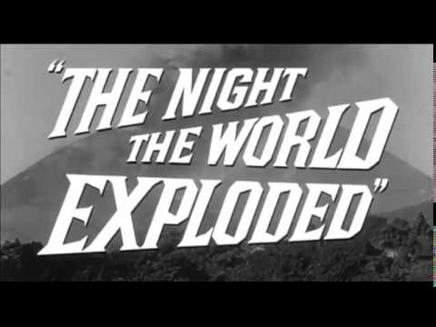 1958 The Night The World Exploded Trailer