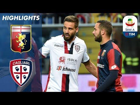 Genoa 1-1 Cagliari (Serie A 2018/2019) (Highlights...