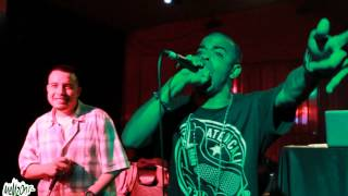 """Agallah Don Bishop """"Rising To the Top"""" Live @2nd St Jazz"""