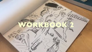 I flip through a workbook from gesture class to demonstrate SIMPLIFICATION OF FORMS and how to improve in your gesture drawing. Check out the rest of my channel of more GESTURE DRAWINGS videos. There's a special playlist on the homepage with over 35 videos on the subject.(Music:  'Roboskater' and 'Ooh Hey' by Audionautix is licensed under a Creative Commons Attribution license (https://creativecommons.org/licenses/by/4.0/) Artist: http://audionautix.com/)My digital book collection of gesture drawings is available here: https://gumroad.com/l/MBcyMy digital book collection of café sketches is available here: https://gumroad.com/l/ADscP#My Instagram                      http://www.instagram.com/matt_jonesart/My Art Blog                          http://mattjonezanimation.blogspot.com/Facebook Art Page             http://www.facebook.com/ArtOfMattJones/My Twitter                            https://twitter.com/Jonezee99My GumRoad sketchbook https://gumroad.com/l/ADscP