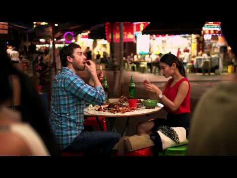 Already Tomorrow in Hong Kong - Trailer