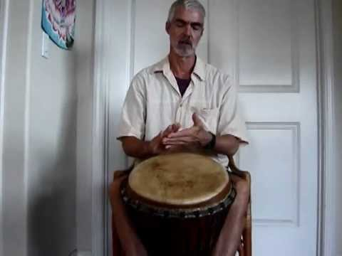 Basic Djembe Technique and Terminology