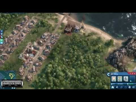 Anno 2070™ (Steam Gift, Region Free) Gameplay