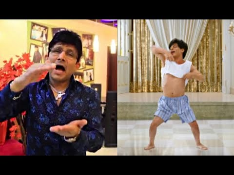 KRK Makes Fun Off Shahrukh Khan Zero Teaser Review