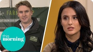 Video The Farmer Labelled as a Psychopath by Vegan Activists | This Morning MP3, 3GP, MP4, WEBM, AVI, FLV Desember 2018