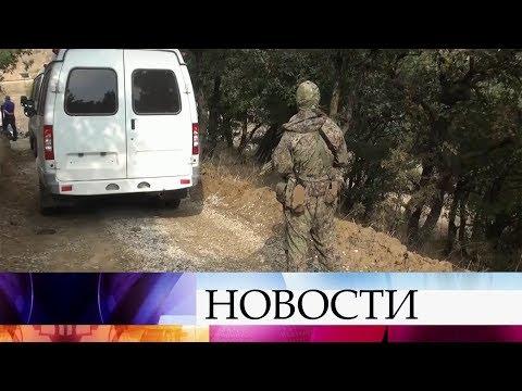 Спецназ ФСБ нейтрализовал в Дагестане троих боевиков. - DomaVideo.Ru