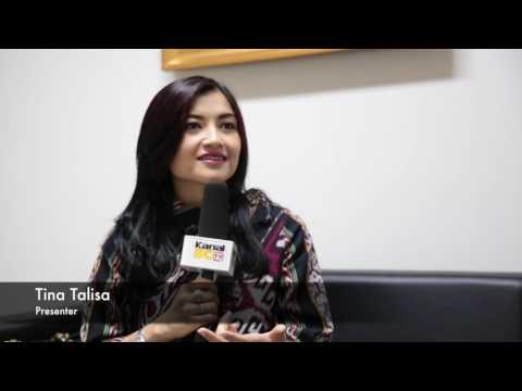 Wawancara eksklusif Tina Talisa