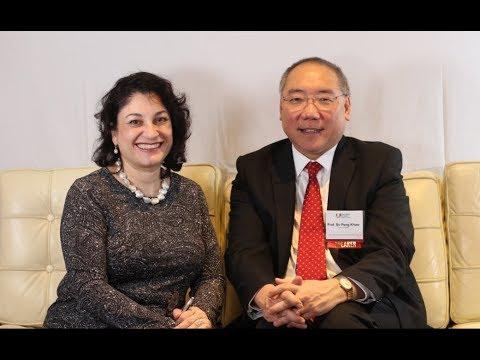 Prof. Sir Peng Khaw brindó la Francisco E. Fantes, M.D., Distinguished Conference 2017