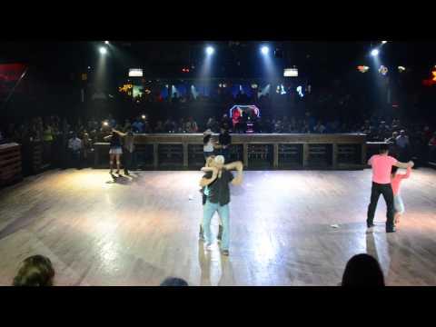 Cowboys Arlington Dance Contest - Freestyle Finals 2014