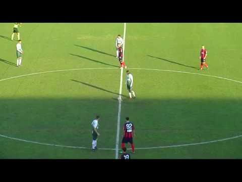 Campionato di serie D 2018/19 Campobasso - Avezzano 1-0
