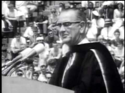 President Johnson's Special Message to the Congress: The American Promise