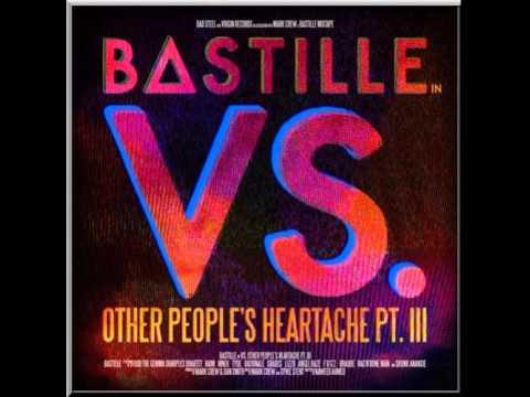 Tekst piosenki Bastille - Torn Apart Pt.II (BASTILLE vs. GRADES vs. LIZZO) po polsku