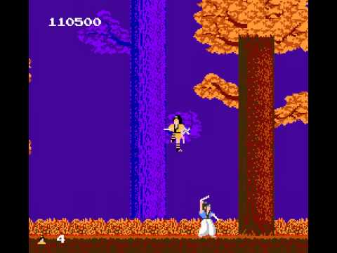 the legend of kage nes play
