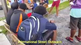 International Street Outreach