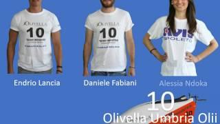 #vaporetti2017 Equipaggio N°10 Olivella / Tecno Industrie