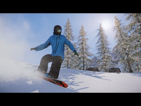SNOW — Snowboarding Launch Trailer