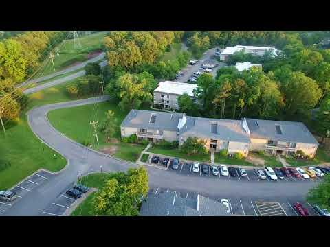 Drone View Chesterfield Village  Va