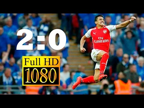 Arsenal Vs Reading 2 - 0 EXTENDED Highlights 2016 HD