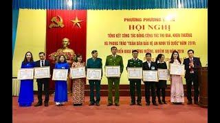 Phường Phương Đông: Tổng kết công tác Đảng, thi đua khen thưởng năm 2018