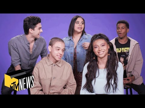 'On My Block' Cast Answer Your Burning Season 2 Questions | MTV News