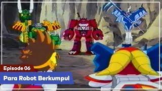 Daigunder - Episode 06 (BAHASA INDONESIA) : Para Robot Berkumpul!
