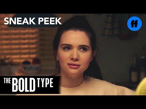 The Bold Type   Season 2, Episode 3 Sneak Peek: Jane's Unemployed   Freeform