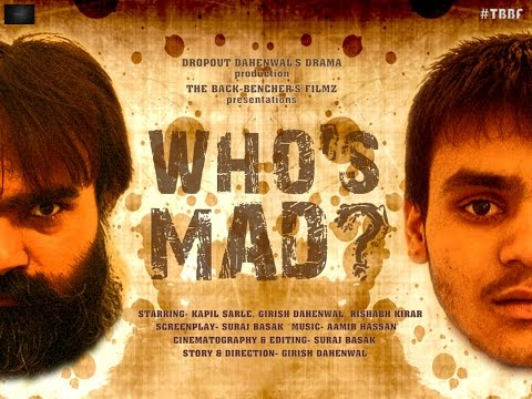 WHO'S MAD ? II SHORT FILM II BASED ON AUTISM