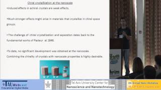 Nano fellow talk - Chiroptical Effects Induced in Semiconductor Nanoparticles