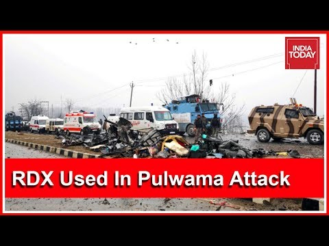 RDX Used In Pulwama Blasts | India Today Extensive Coverage On Pulwama Attack