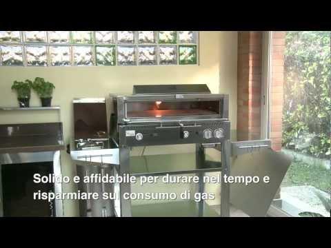Combi: l'innovativo barbecue + forno