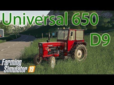 Universal 650 D9 v1.0.0.0