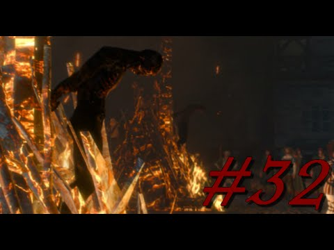 The Witcher 3 ─ #32 ─  Le Bûcher Éternel - FR (+ Info Livres)