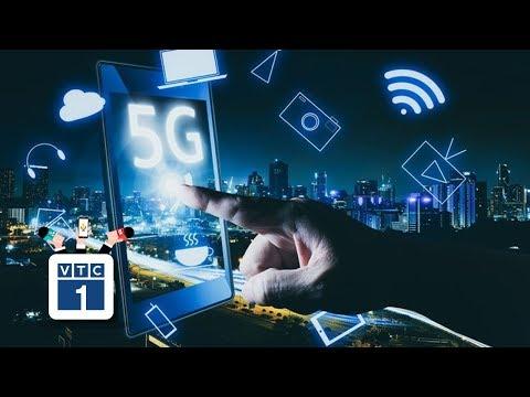 Mobifone thử nghiệm 5G miễn phí, tốc độ siêu cao - Thời lượng: 55 giây.