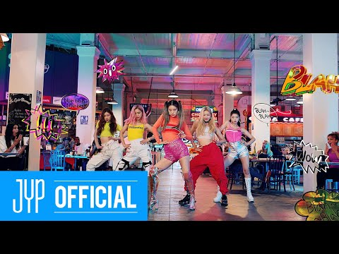 """ITZY """"ICY"""" M/V"""