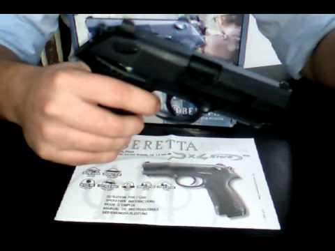 Pistola Co2 Beretta PX4 Storm de Umarex