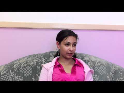 B. Amanda Melinda - tanuló