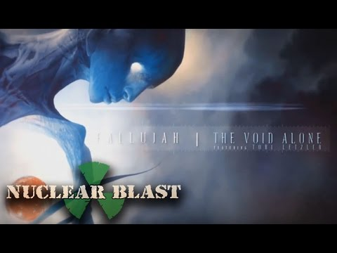 FALLUJAH - The Void Alone - Featuring Tori Letzler? (OFFICIAL TRACK & LYRIC VIDEO)